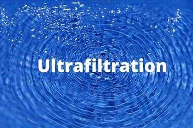 Ultrafiltration