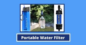 Read more about the article Portable Water Filter & Bottle for Traveller – Reviews
