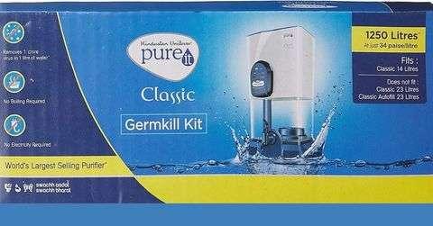 germkill kit for classic 14L