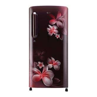 LG 190 L single door refrigerator