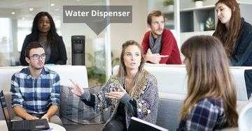 Water Dispenser in office