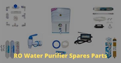 ro water purifier spares parts