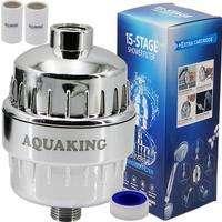 aquaking shower water filter