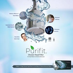 purifit shower head filter